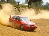 Mitsubishi Lancer Rallye Terre