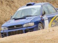 Subaru Impreza tours de terrains