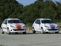 Piloter une voiture de rallye