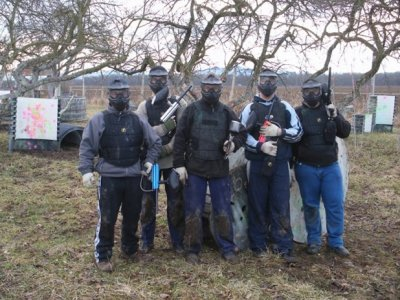 PaintBall du Centre Alsace