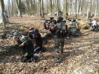 paintball Crouy sur Ourcq