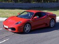 Conduire une Ferrari F430