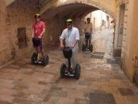 Segway et tourisme a Hyères