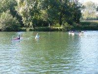Initiation et perfectionnement Kayak