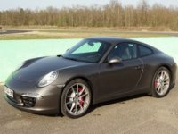 Stage de pilotage Porsche Haut Rhin