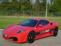 Stage de pilotage de Ferrari a Die les Vosges