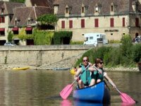 Canoe en couple