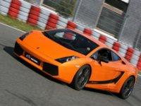 Stage Lamborghini dans le 02