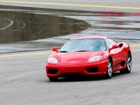 Stage de pilotage de Ferrari en Alsace