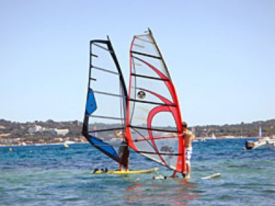 Iléo-Porquerolles Wind surf