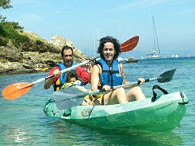 Iléo-Porquerolles Kayak