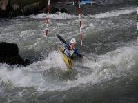 Competition Kayak avec le JSCK