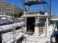 Alhena le bateau de peche