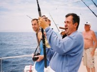 En pêche