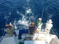 Groupe de pêcheurs
