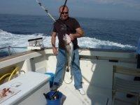 La fierté du pêcheur