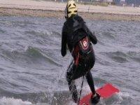 Les plaisirs du surfing