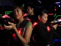 Laser game en Essonne