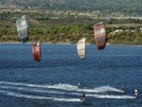 Voler aux ailes des vagues