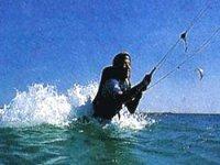 Initiaation au kitesurfing