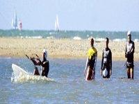Kite Surf et cours collectif
