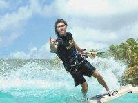 Pratiquer le kite surf