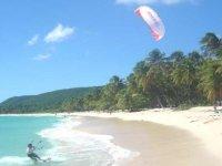 Spot idéal pour kitesurfing