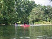 La magie du canoe kayak en pleine nature