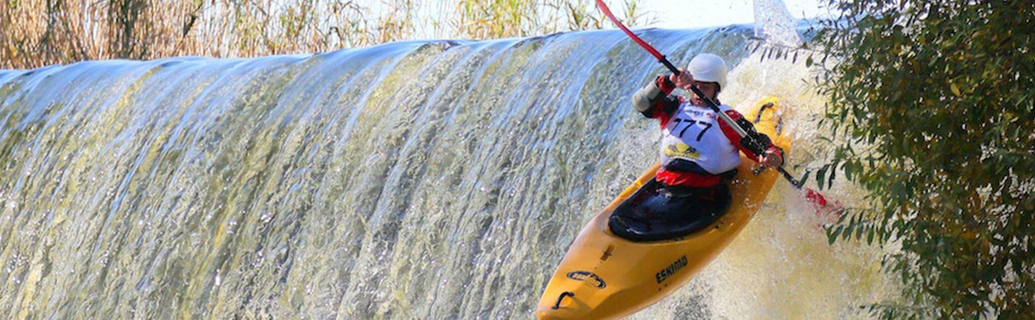 Kayak dans Orthez