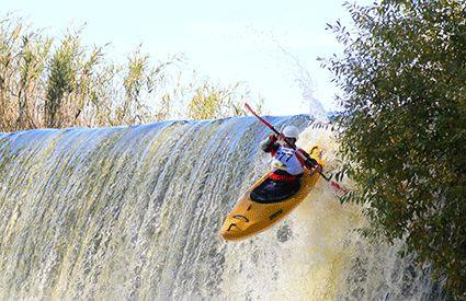 Kayak dans France