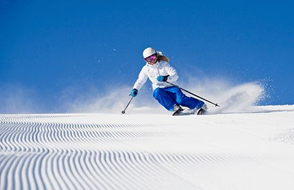 Ski dans France