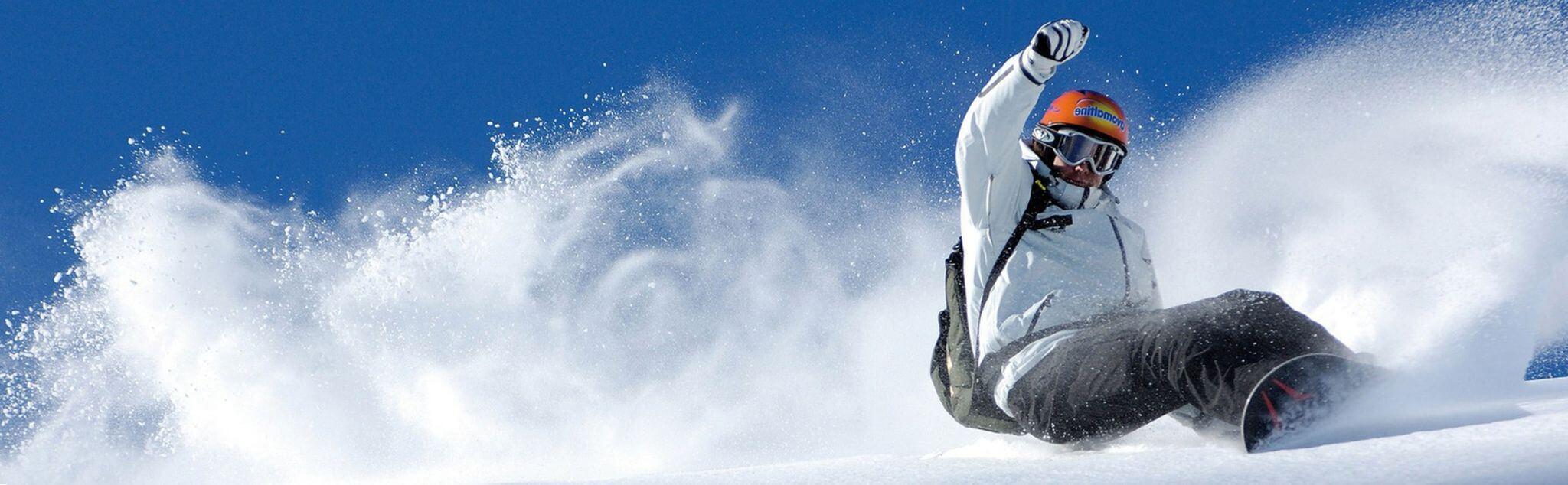 Snowboard dans Alpes-de-Haute-Provence