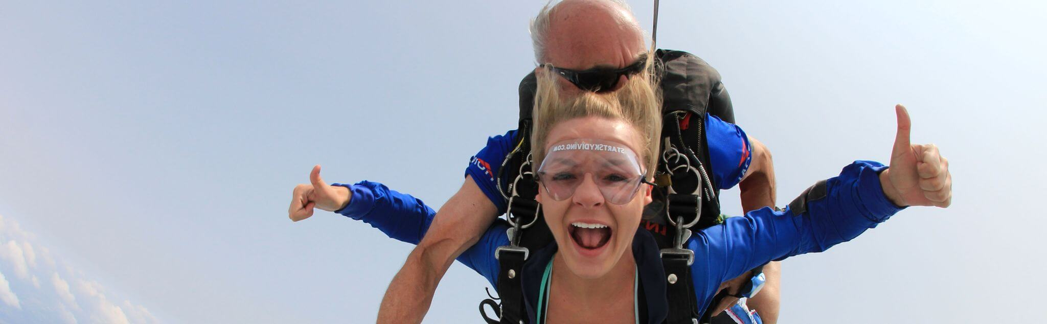 Parachutisme dans Jura