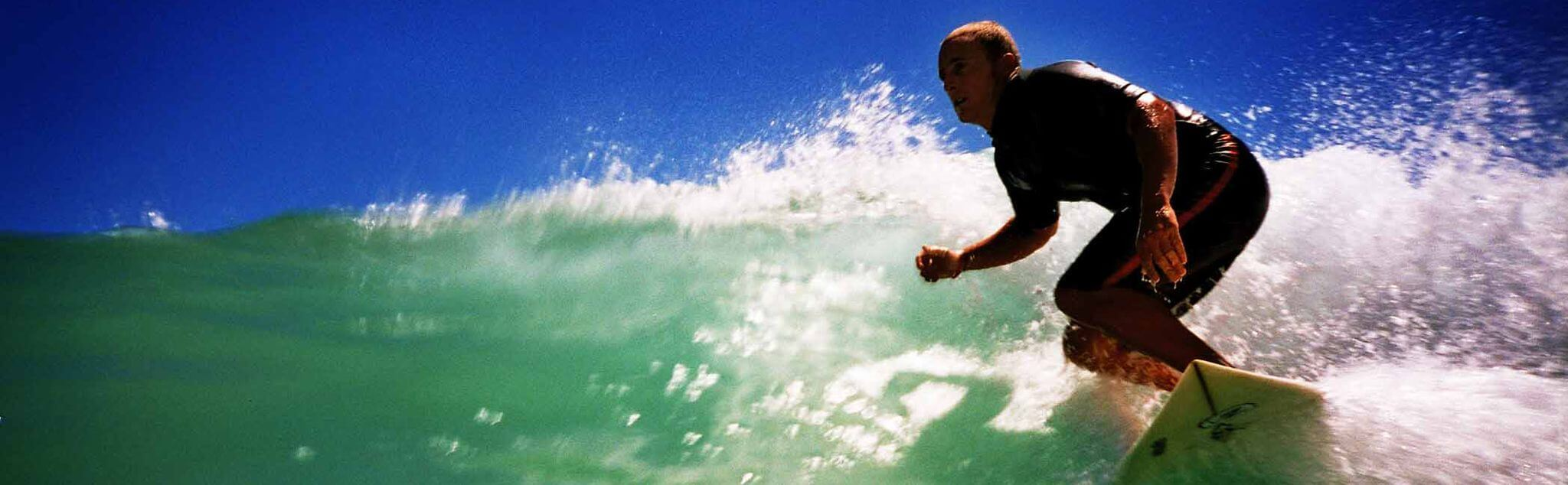 Surf dans Olonne sur Mer