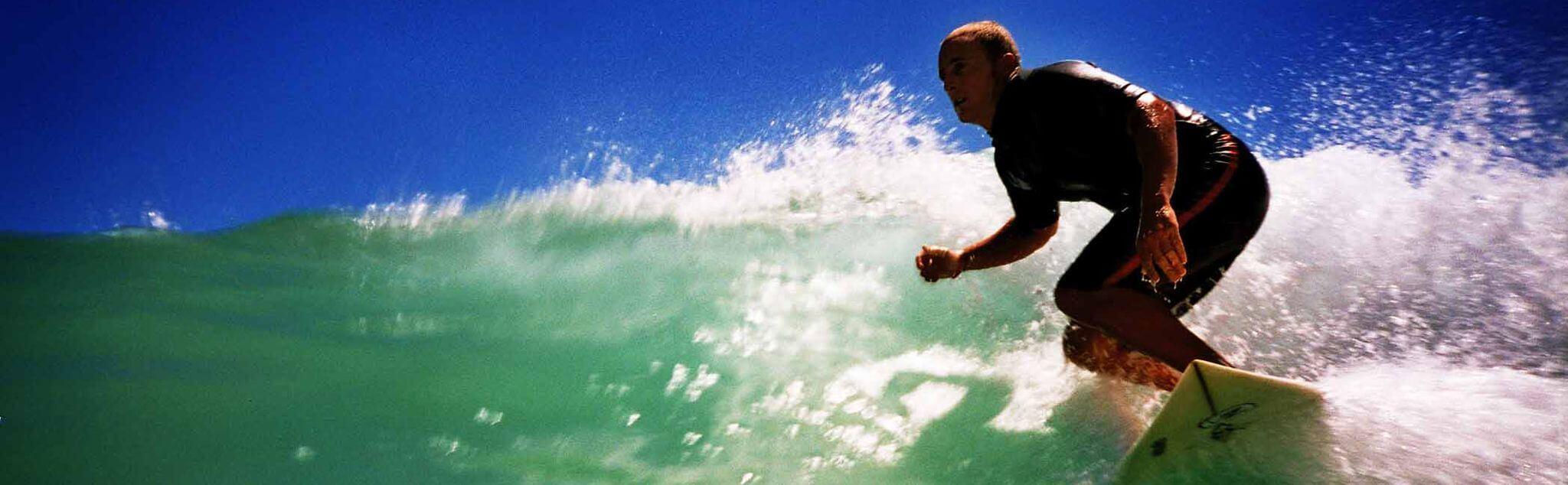 Surf dans Aquitaine