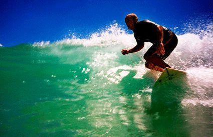 Surf dans France