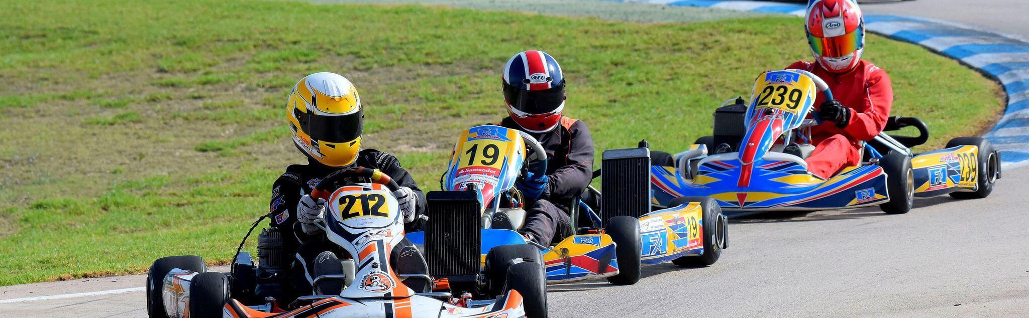 Karting dans Mirecourt