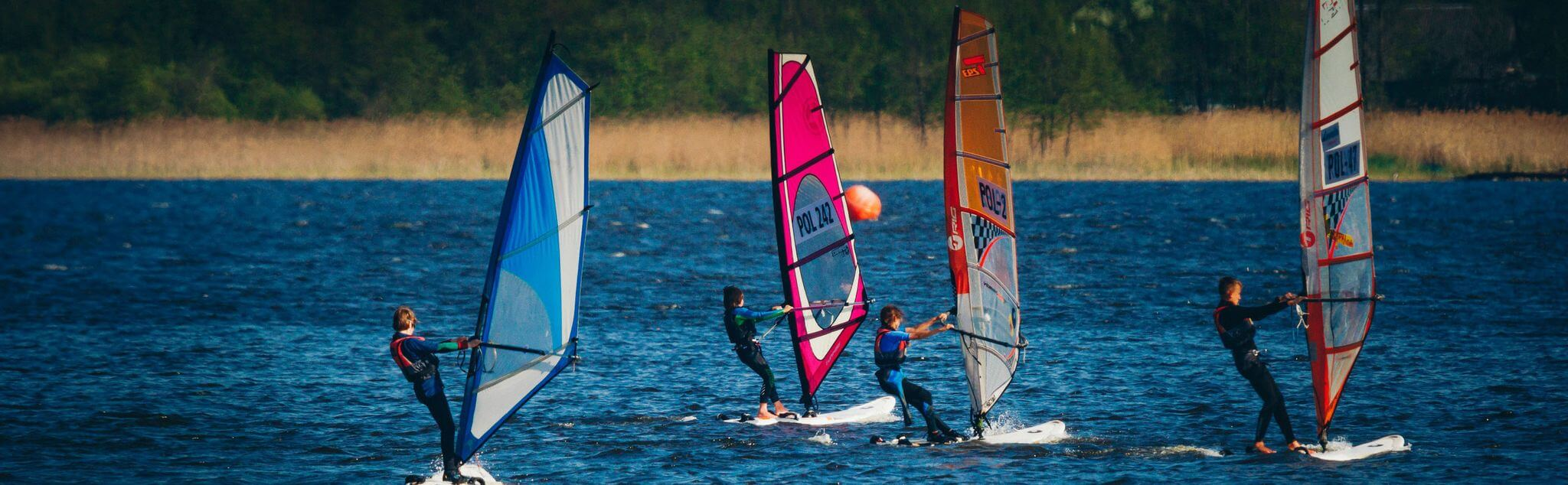Windsurf in France
