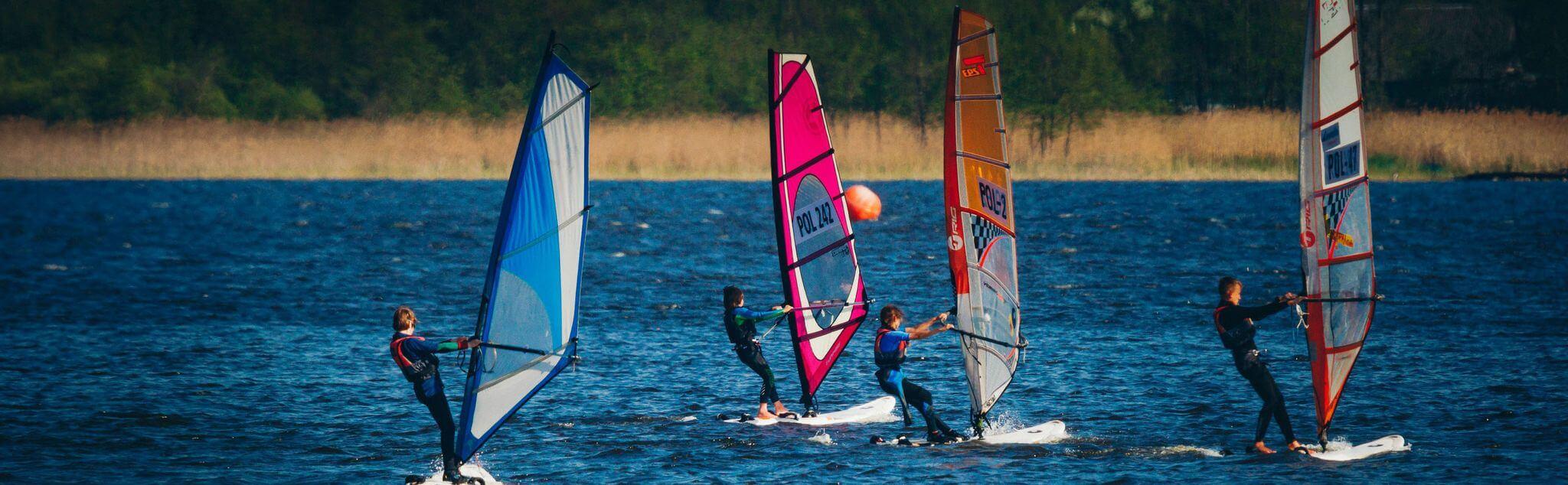 Windsurf dans Basse - Normandie