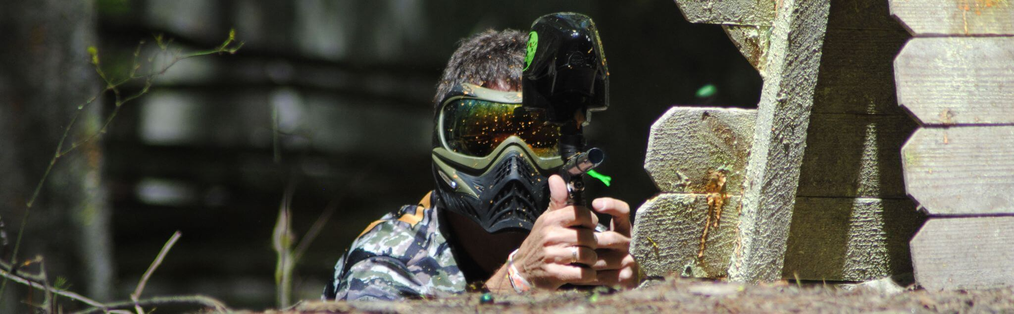 Paintball dans Landes