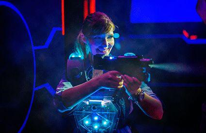 Laser Tag dans France