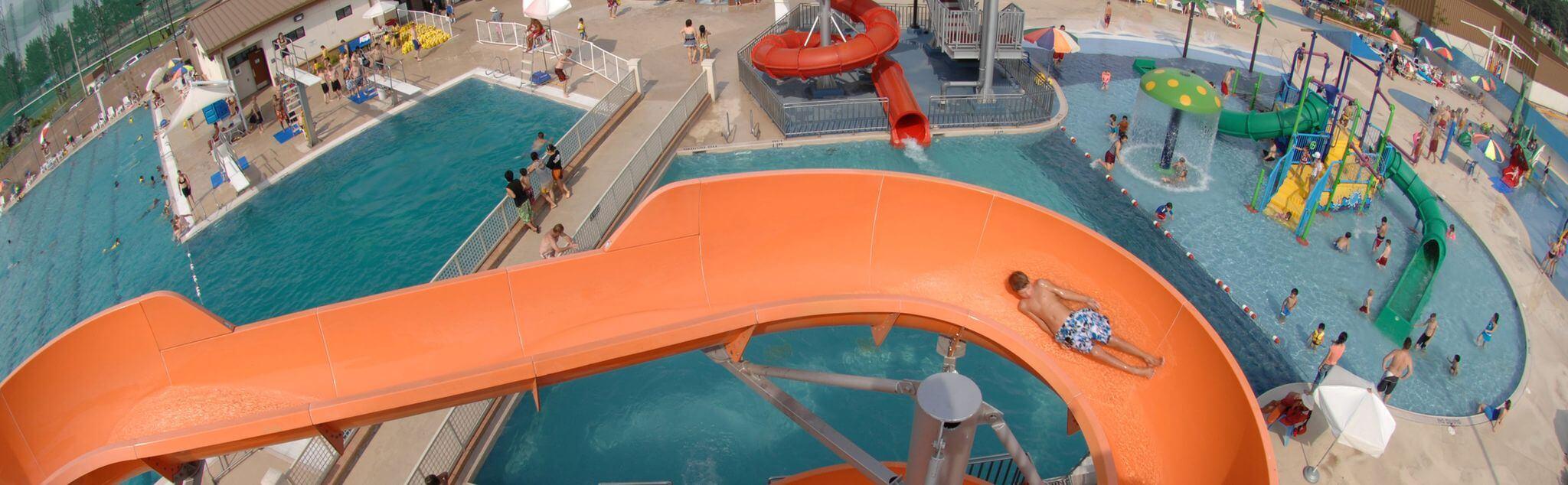 Parcs Aquatiques dans France