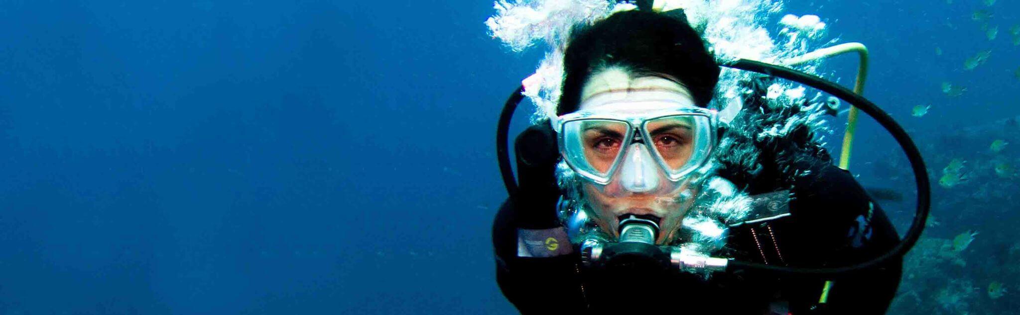 Plongée dans Corse