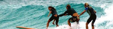Groupe de Surf