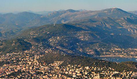 Vol en Montgolfière Alpes-Maritimes