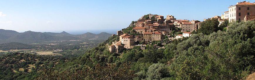 Activités dans Corse