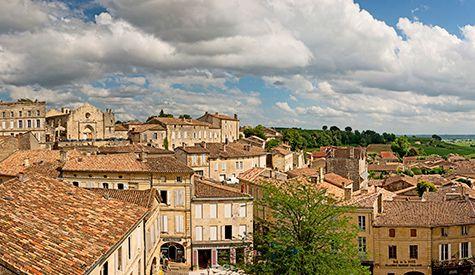 Vol en Montgolfière Gironde