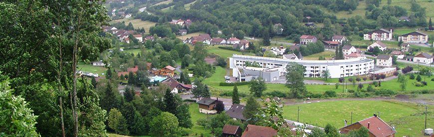 Activités dans La Bresse