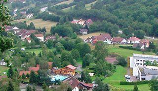 Plongée Vosges