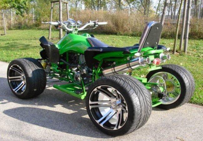 Quad vert